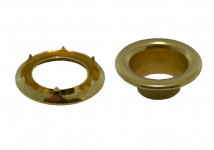 Brass Eyelets Industrial Quality