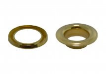 Brass Eyelets Medium Duty
