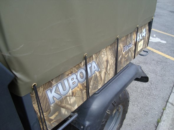 4x4 Utility Buggy Cover