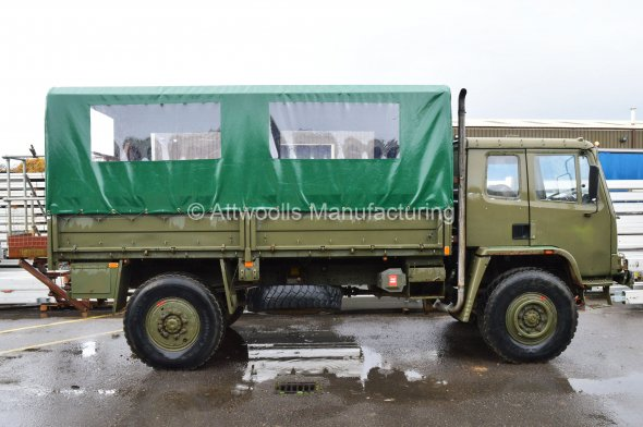 Beaters Lorry Cover