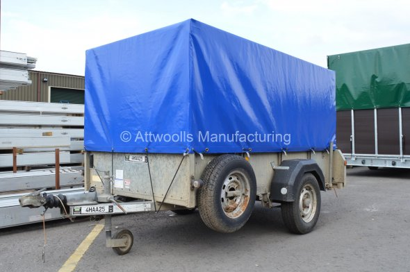 Bespoke Ifor Williams Trailer Cover