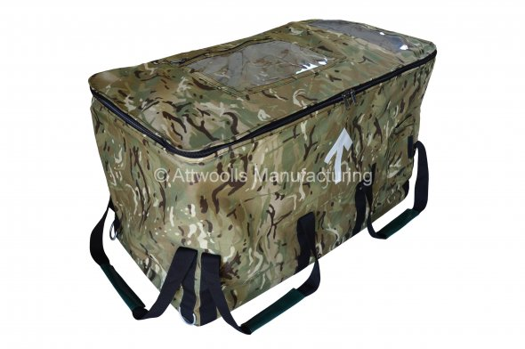 Camouflage Refrigerator Transport Bag
