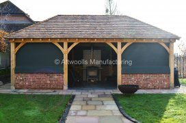 Custom Gazebo Sides