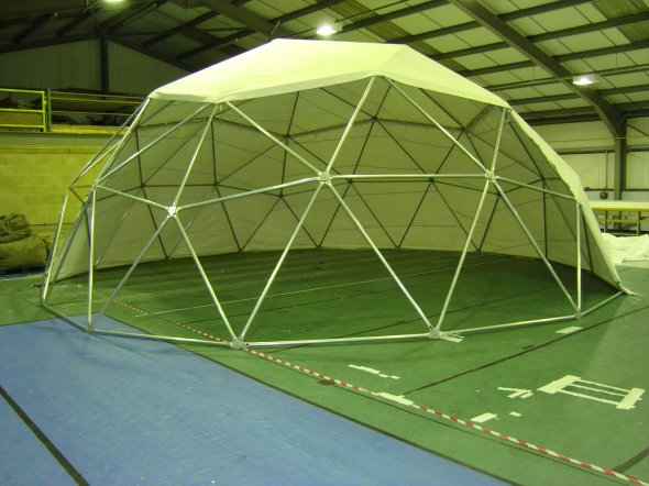 Geodesic Dome Cover