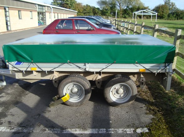 Ifor Williams Trailer Cover
