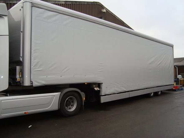 Lorry Curtains
