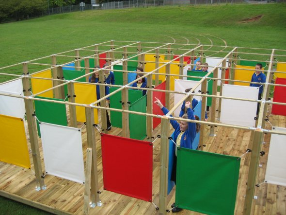 Play Area Fabric Panels