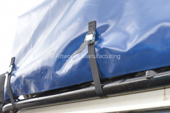 PVC Roof Rack Cover