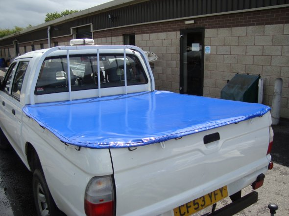 Tonneau & Trailer Cover