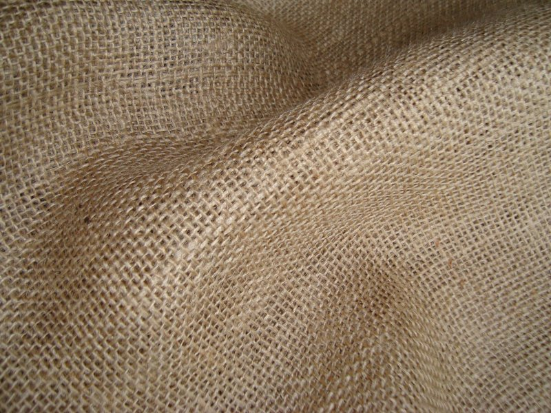 305g sqm 91cm hessian fabrics attwoolls manufacturing for What is burlap material