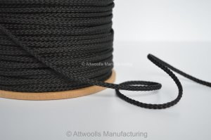4mm DIA Polypropylene Braided Cord