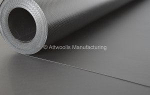 610g/m² PVC Coated Polyester. Width: 200cm