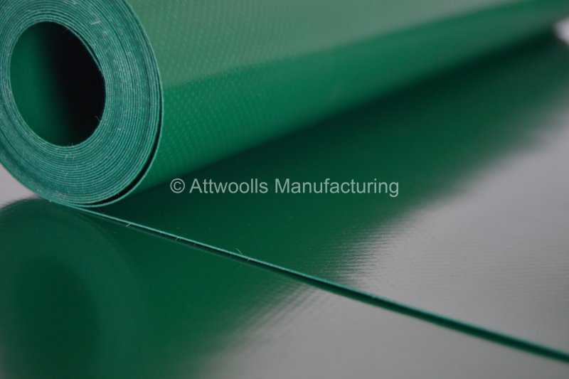 250cm Pvc Coated Polyester Fabrics Attwoolls Manufacturing