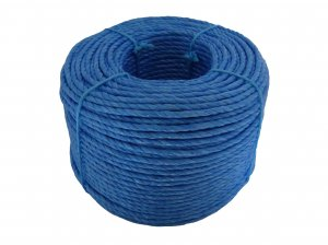 8mm Polypropylene Rope Per 220m Coil