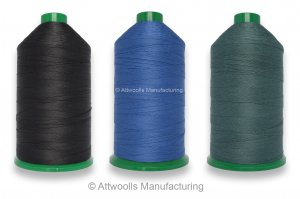 Metric 25 Polyester Cotton Thread 2500m Spool